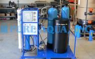 Unidade Comercial de Osmose Reversa de Água Salobra 5,000 GPD - Nigéria