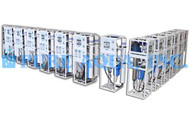 Unidades Comerciais de Osmose Reversa de Água Salobra 1,500 - 6,000 GPD - EAU