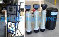 Dispositivo de Osmose Reversa Comercial de Água Salobra 600 GPD - Equador