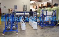Sistemas Comerciais de Dessalinização por Osmose Reversa 2x 16,000 GPD - Maldivas