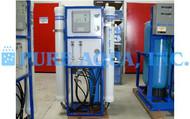 Filtragem Comercial e Unidade de Osmose Reversa 2 x 9,000 GPD - Jordânia