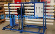 Máquina Comercial de Osmose Reversa de Água Salobra 32,000 GPD - Indonésia