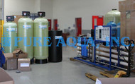 Osmose Reversa Comercial 18,000 GPD - Bangladesh