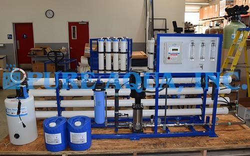 Combinação Comercial de Osmose Reversa 18,000 GPD - Belize