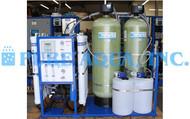 Sistema Comercial de Osmose Reversa 15,000 GPD - EUA