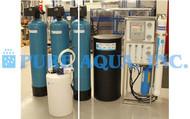 Sistema Comercial de Osmose Reversa para Loja de Água 4,500 GPD – Colômbia