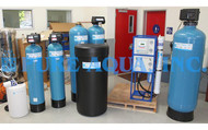 Sistema Comercial de Filtragem de Água 3,000 GPD - EUA