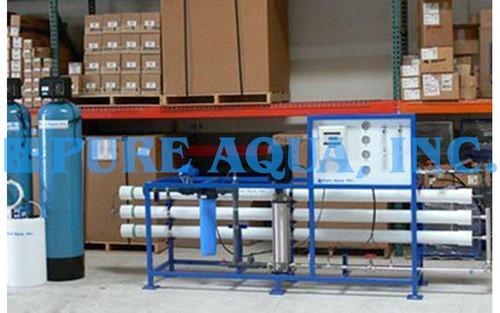 Sistemas de Osmose Reversa Industrial de Água Salobra 13,500 GPD - Egito