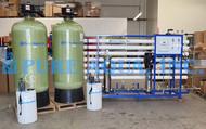 Sistema Industrial Leve de Osmose Reversa 32,000 GPD - Filipinas