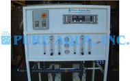 Unidade de Osmose Reversa e EDI 22,000 GPD - EUA