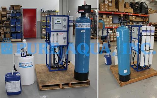 Máquina de Osmose Reversa 4,500 GPD - EUA