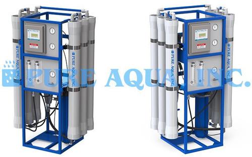 Sistema de Osmose Reversa 8,000 GPD - EUA