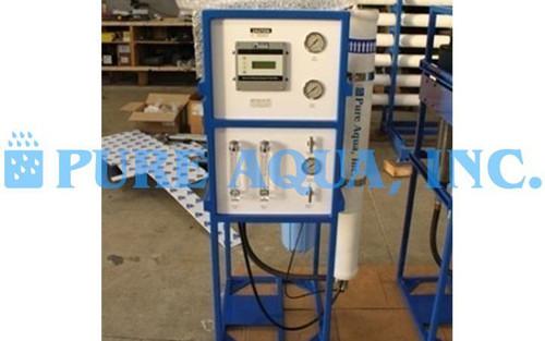 Unidade de Osmose Reversa 1,500 GPD - Barém