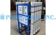 Unidade de Osmose Reversa 15,000 GPD - EUA