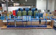 Osmose Reversa para Purificação de Água 43,000 GPD - México