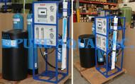 Sistema de Osmose Reversa de Água 600 GPD - Equador