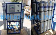 Sistema de Purificação para Indústria de Engarrafamento 12,000 GPD - Iêmen