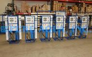 Máquinas de Osmose Reversa de Água Salobra 4 x 1,500 & 1 x 3,000 & 1 x 6,000 GPD - Argélia