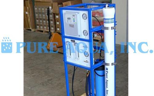 Unidade de Osmose Reversa de Água Salobra 1,500 GPD - Barém