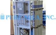 Unidades de Osmose Reversa de Água Salobra 9,000 GPD - EUA