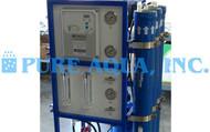 Unidade de Osmose Reversa de Água Salobra 4,500 GPD - EUA