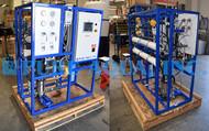 Sistema Piloto de Osmose Inversa para Testes de Anti-incrustantes 3,000 GPD - EUA