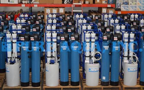 Osmose Reversa e Sistemas de Limpeza 35 X 3,000 GPD - Sri Lanka