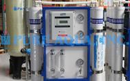 Sistema de Osmose Reversa 3x 9,000 GPD - Filipinas