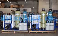 Suportes de Osmose Reversa de Água Salobra 2 x 15,000 GPD - Filipinas