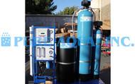 Sistema de Osmose Reversa 1,200 GPD - EUA