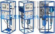 Sistema de Osmose Reversa 1,500 GPD - EUA