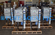 Sistemas de Osmose Reversa 10 x 1,800 GPD - Malásia