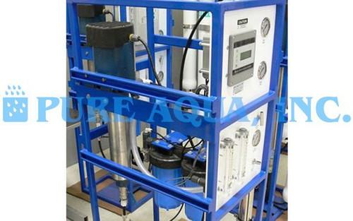 Sistema de Osmose Reversa de Água Salobra 600 GPD - EUA