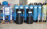 Sistema de Filtragem de Água por Osmose Reversa 9,000 GPD - México