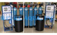 Sistema de Osmose Reversa 2X 1,800 GPD - Líbia