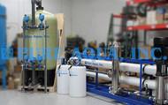 Sistema de Osmose Reversa 87,000 GPD - Azerbaijão