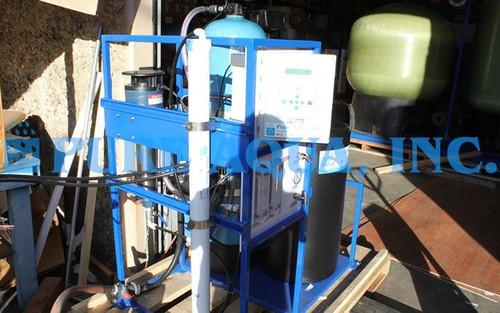 Sistema de Osmose Reversa 600 GPD - EUA
