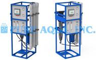 Sistema de Osmose Reversa 1,280 GPD - Nicarágua