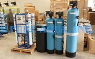 Sistema de Osmose Reversa de Água Salobra 6000 GPD - Gana