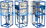 Sistema de Osmose Reversa 1,500 GPD - EAU