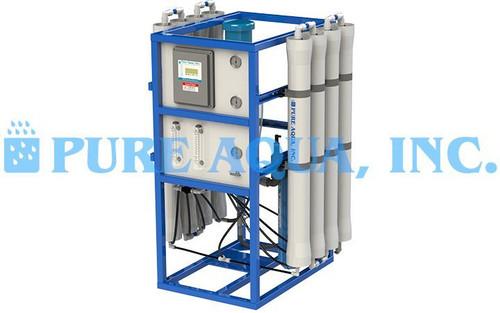 Dispositivos Comerciais de Osmose Reversa de Água Salobra 10,000 GPD - Arábia Saudita