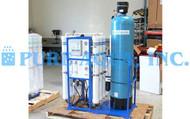 Unidade Comercial de OR de Água Salobra 9,000 GPD - EUA