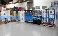 Sistemas de Osmose Reversa 2X 1,500 GPD - Cazaquistão