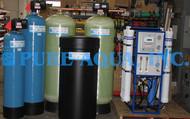 Máquinas Comerciais de Osmose Reversa 9,000 GPD - Sri Lanka