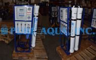 Sistemas Comerciais de Osmose Reversa 30X 3,000 GPD - Sri Lanka