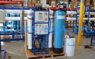 Sistema de Filtragem de Água por Osmose Reversa 6,000 GPD - Estados Unidos