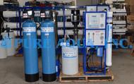 Sistema Comercial de Osmose Reversa de Água da Torneira 4,500 GPD - Sri Lanka