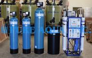 Unidade Comercial de Osmose Reversa de Água da Torneira 6,000 GPD - República Dominicana