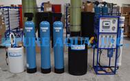 Sistema Comercial de Filtragem de Água 1,500 GPD - Colômbia