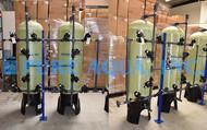 Sistema de Osmose Reversa de Água da Torneira à Prova de Explosões 12,000 GPD - EUA